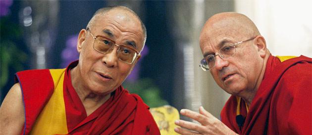 Портрет Далай-лами