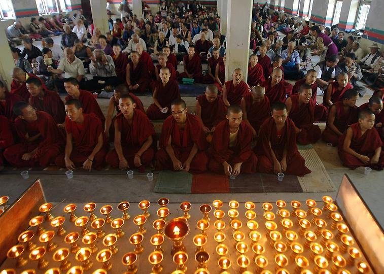 Ще два тибетці вчинили акт самоспалення