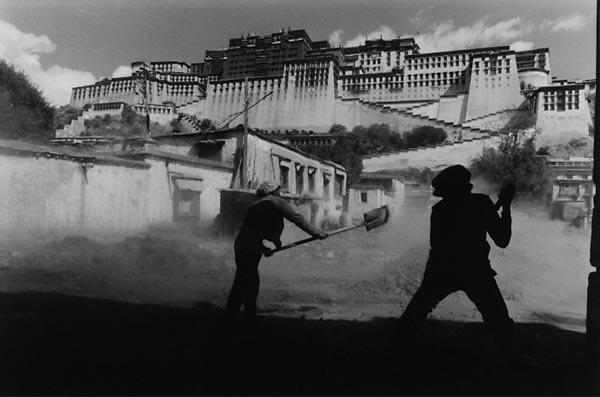 Лхаса, Тибет, 1995