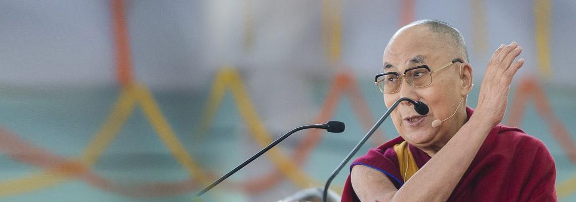 В Бодхгаї закінчилися вчення Його Святості Далай-лами