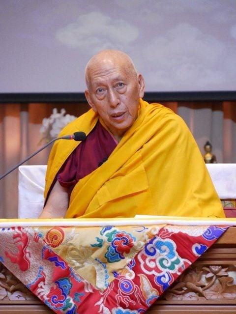 Samdong Rinpoche